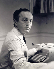 A photo of Frank O'hara'